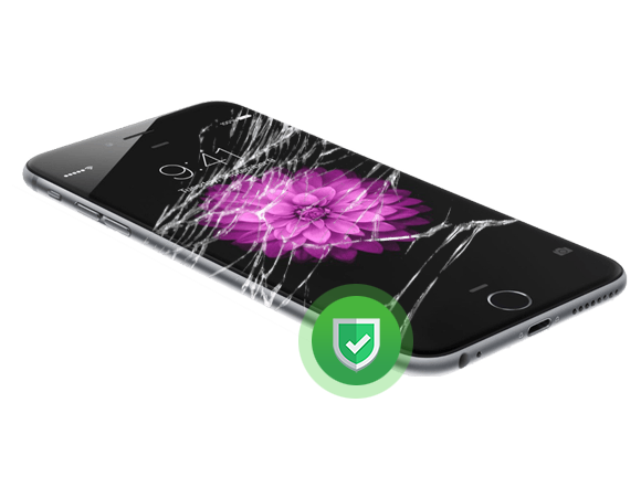 Cracked Phone Screen Repair